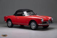 Alfa Romeo Spider 1960