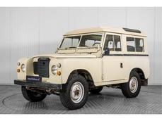 Land Rover Series III 1980