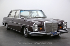 Mercedes-Benz 300SEL w109 1967