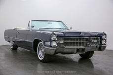Cadillac De Ville 1966