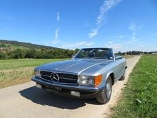 Mercedes-Benz 280SL w107 1982