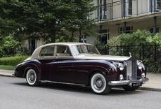 Rolls-Royce Silver Cloud SII 1961