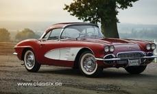 Corvette C1 1961