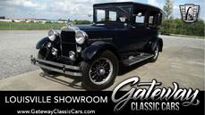 Hudson Super Six 1927