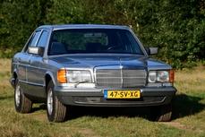 Mercedes-Benz 500 SE/L w126 1982