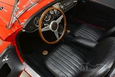 MG MGA 1962