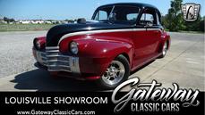 Oldsmobile Custom 1940