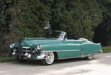 Cadillac Series 62 1950