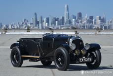 Bentley 4.25 Litre Derby 1928