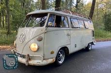 Volkswagen Typ 2 Split Screen 1964