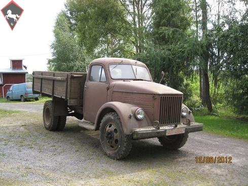 GAZ 51 1961