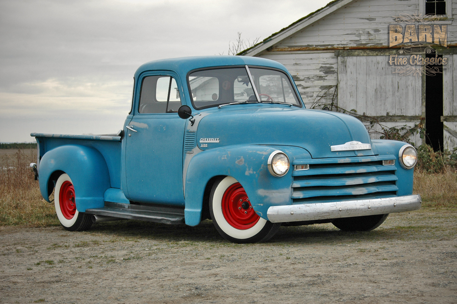 C & D Tires >> 1951 Chevrolet 3100 is listed Sold on ClassicDigest in Mount Vernon, WA, USA by Barn Classics ...