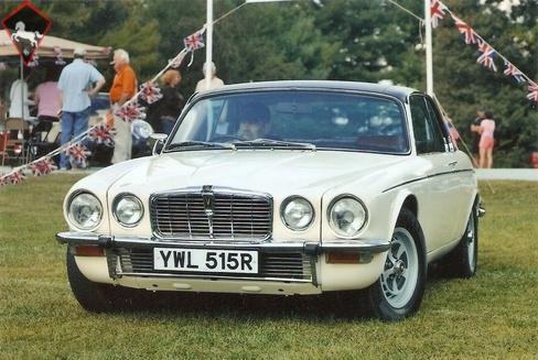Jaguar XJ12 1976