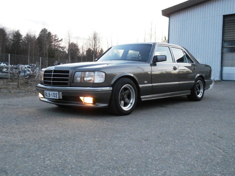 1988 mercedes benz 500 se l w126 is listed sold on. Black Bedroom Furniture Sets. Home Design Ideas