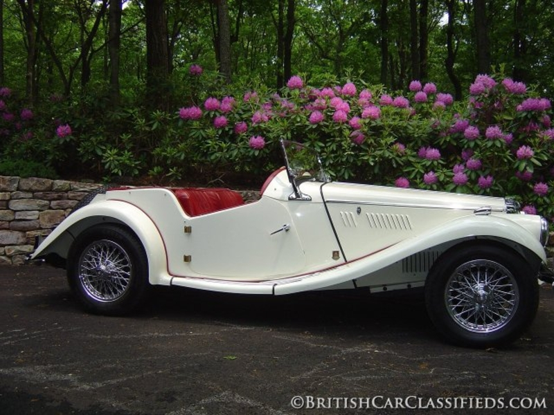 1954 MG TF is listed For sale on ClassicDigest in Surrey by British ...