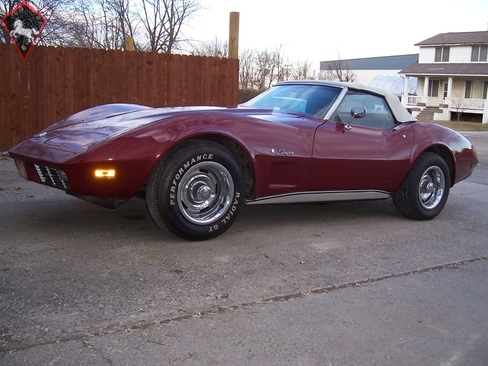 Chevrolet Corvette 1974