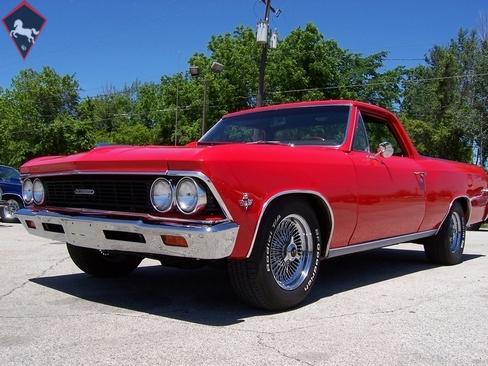 Chevrolet El Camino 1966
