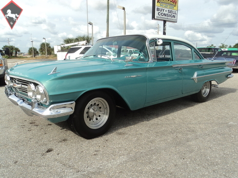 Chevrolet Bel Air 1960