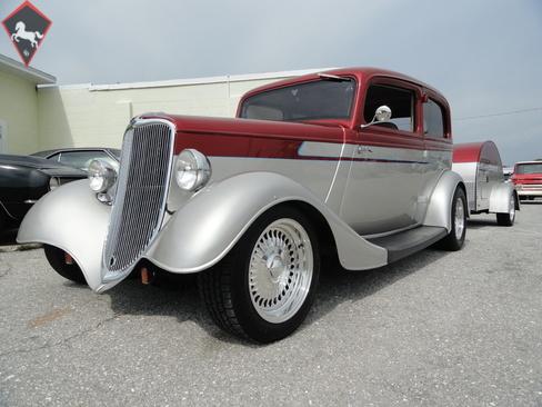 Ford Tudor 1933