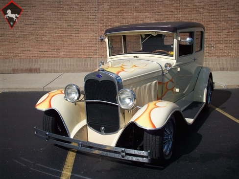 1931 ford model a is listed zu verkaufen on classicdigest. Black Bedroom Furniture Sets. Home Design Ideas