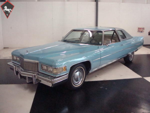 Cadillac Other 1975