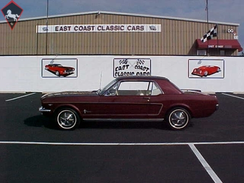 1964 Ford Mustang Is Listed Sold On Classicdigest In