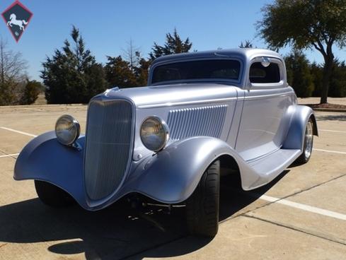 Ford Custom 1934