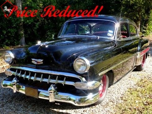 Chevrolet Custom 1954
