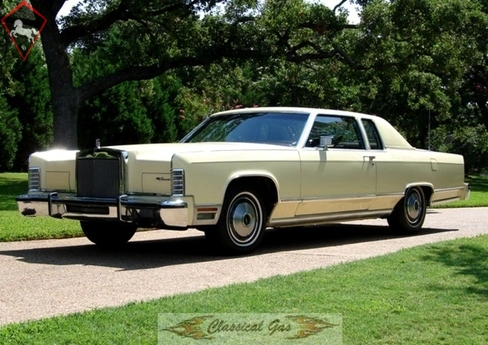 Lincoln Continental 1978