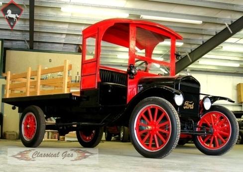 Ford TT 1924
