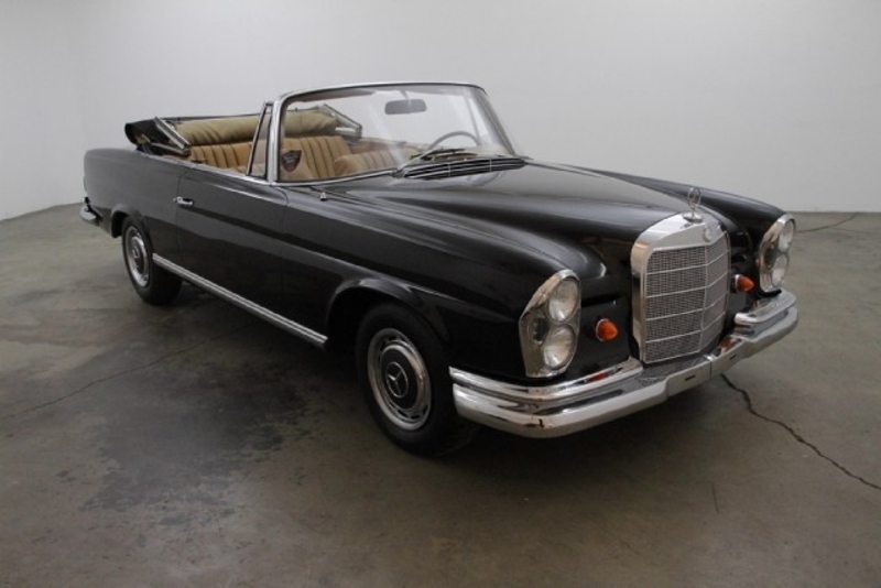 1969 mercedes benz 280se cabriolet w111 is listed sold on for Mercedes benz parts los angeles
