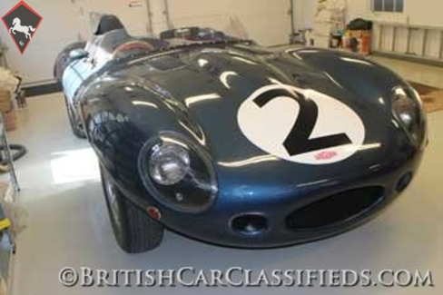Jaguar D-Type 1956