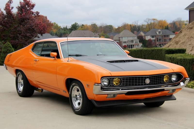 1970 Ford Torino Is Listed Sold On Classicdigest In