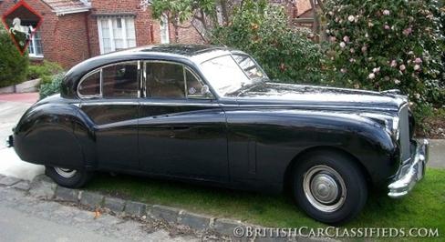 Jaguar MkVII 1951