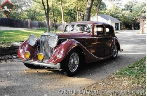 Jaguar MkV 1947