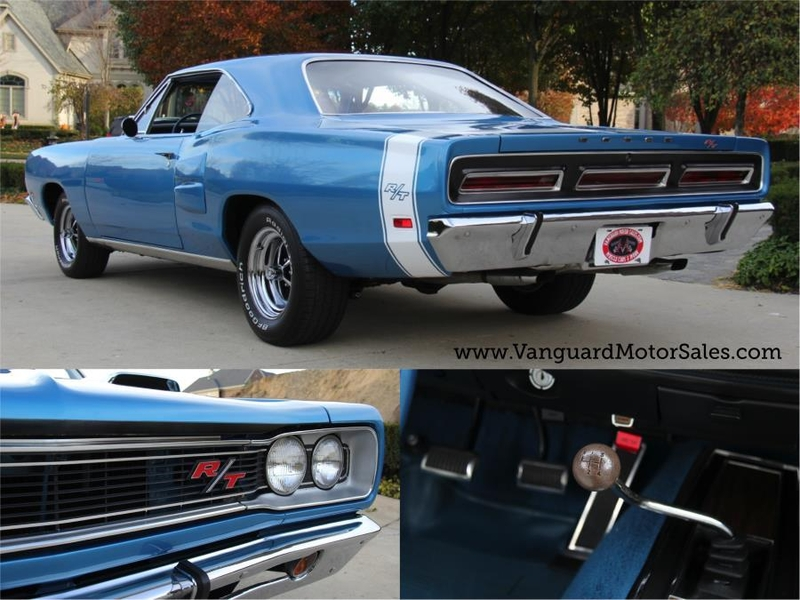 1969 Dodge Coronet is listed Såld on ClassicDigest in Plymouth by ...
