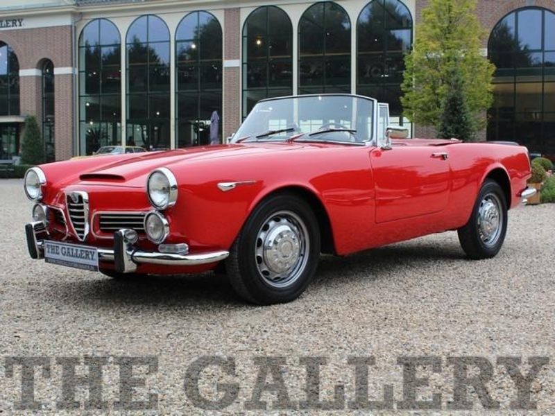 1965 alfa romeo 2600 spider is listed sold on. Black Bedroom Furniture Sets. Home Design Ideas