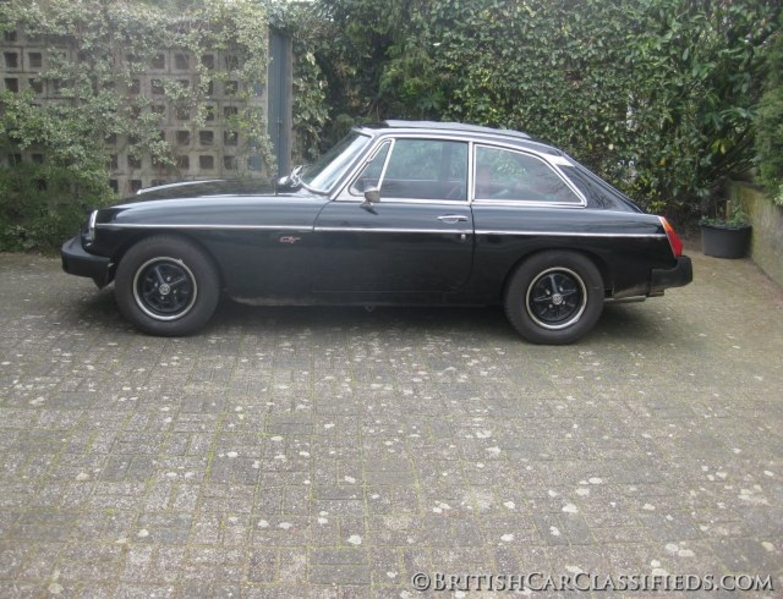 1977 MG MGB GT is listed For sale on ClassicDigest in Surrey by British  Cars for $7200