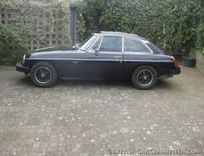 MG MGB GT 1977