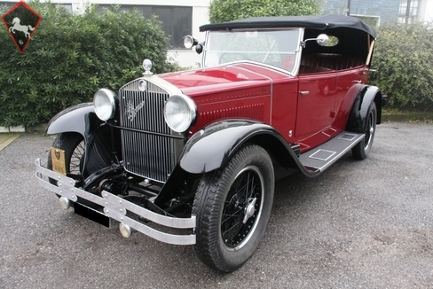 Alfa Romeo 6C 1500 1929