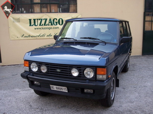 Land Rover Series II 1990