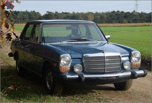 Mercedes-Benz 280 w114 1974