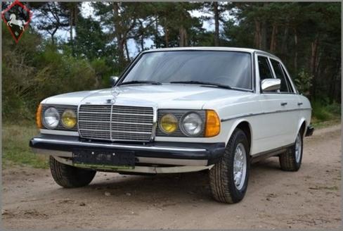 Mercedes-Benz 280 w123 1985