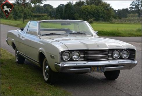Mercury Montego 1968