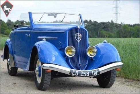 Peugeot 201 1937