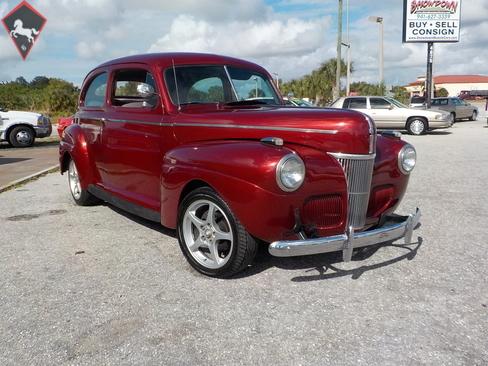 Ford Tudor 1941