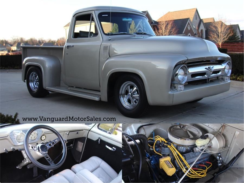 1954 Ford F-100 is listed Sold on ClassicDigest in Plymouth by ...