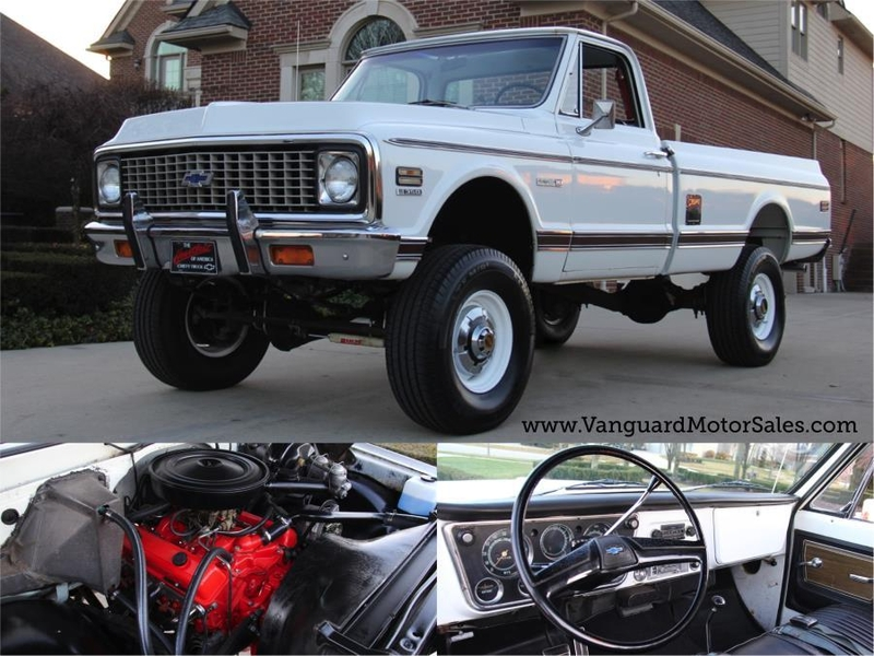 1972 Chevrolet C20 is listed Sold on ClassicDigest in Plymouth by ...