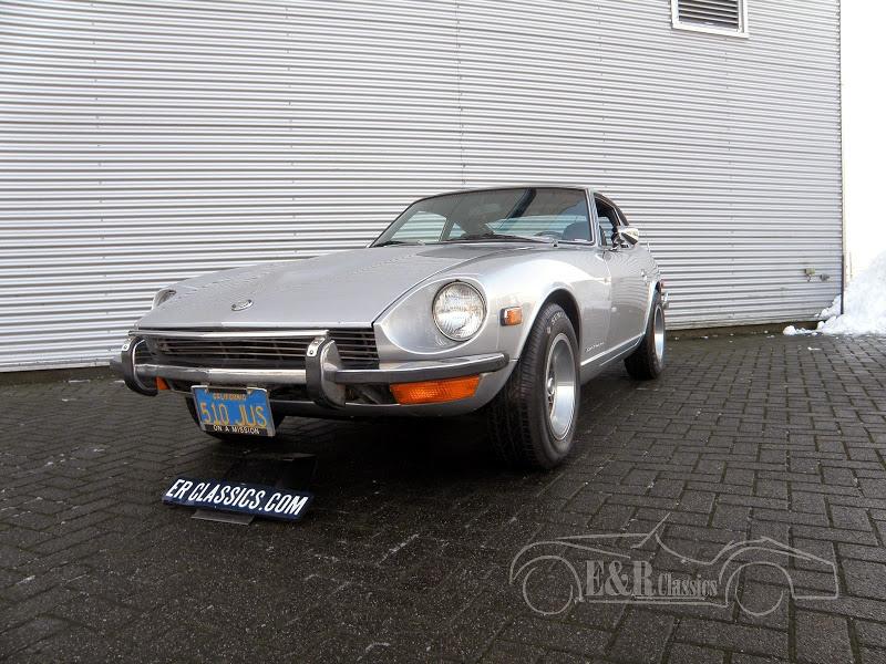 Nissan Garage Waalwijk : Datsun z is listed sold on classicdigest in waalwijk by