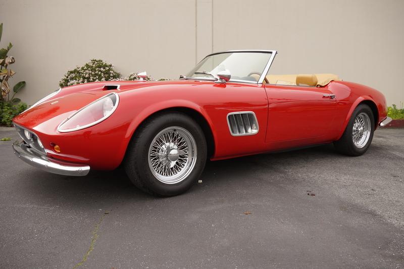 1961 Ferrari 250 Gt Cabrio Is Listed Verkauft On Classicdigest In